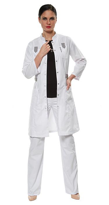 47b7d3870c679 Халат ИМИДЖ (LL1107), купить недорого оптом и в розницу в интернет ...